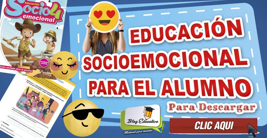 Educación socioemocional para el alumno